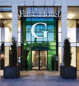 boka ett spa hotell i Göteborg
